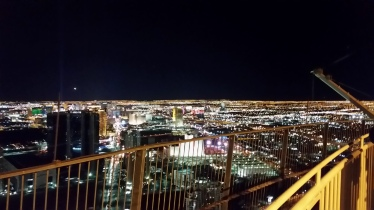 View from the Stratosphere